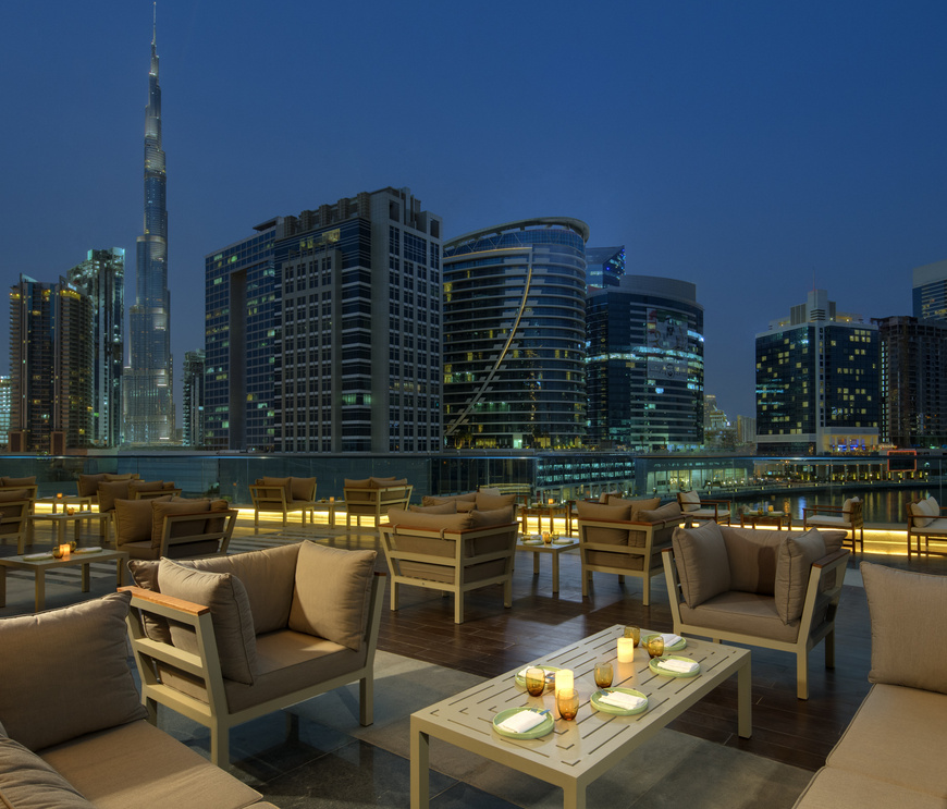 Radisson Blu Dubai Waterfront