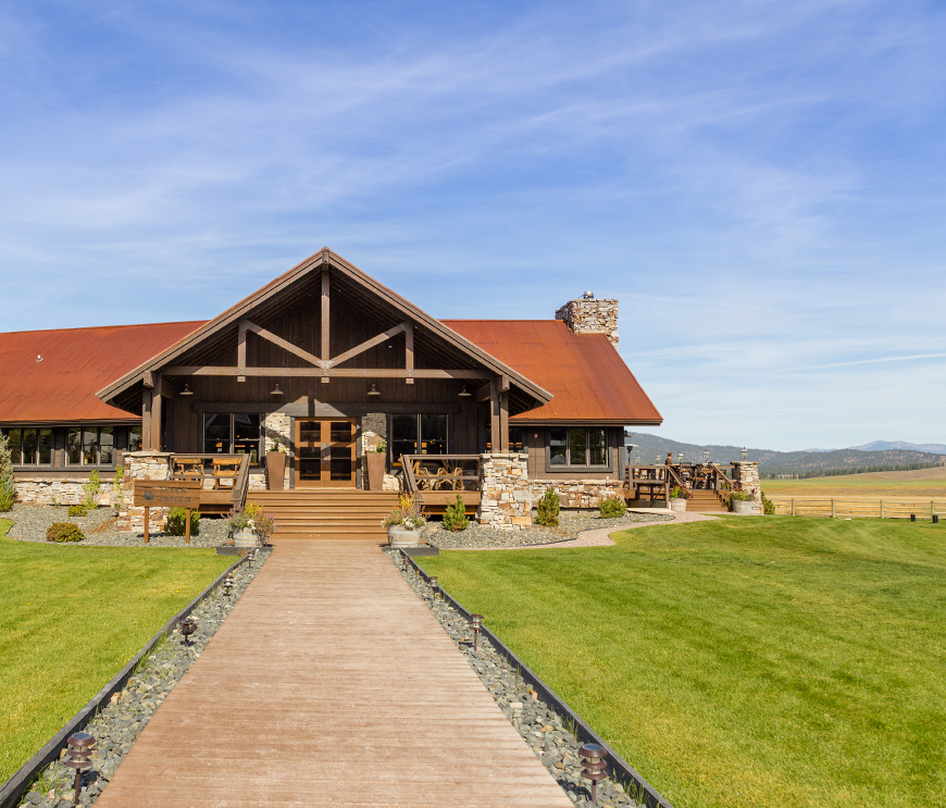 The Resort at Paws Up, Greenough, Montana