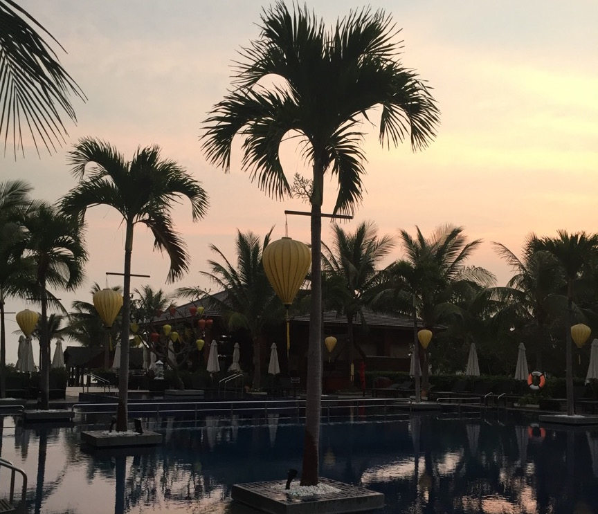 Sunrise Premium Resort, Hoi An, Vietnam
