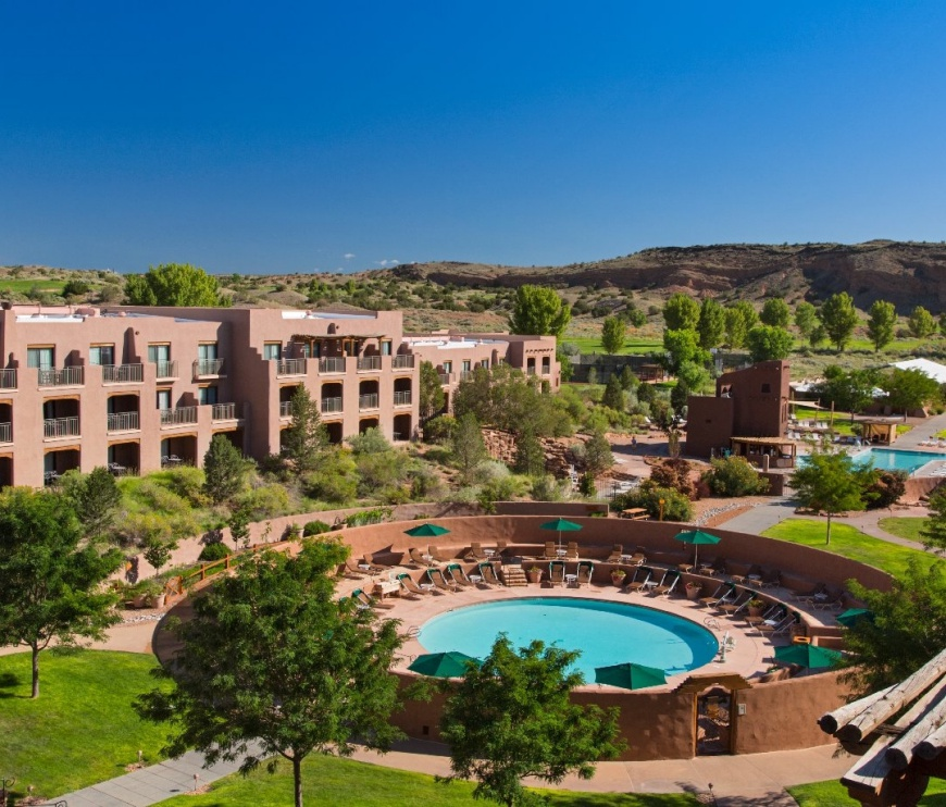 Tamaya Resort and Spa, Albuquerque, New Mexico