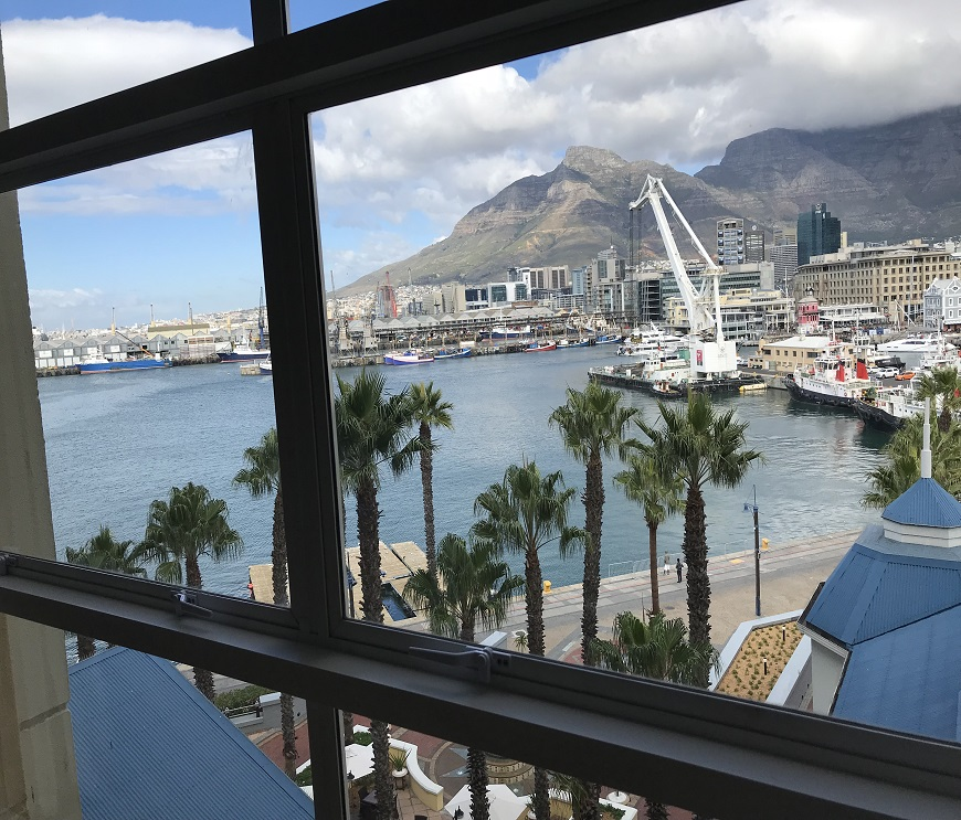 The Table Bay, Cape Town