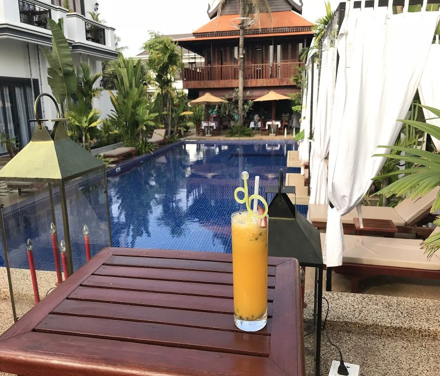 Udaya Residence, Siem Reap