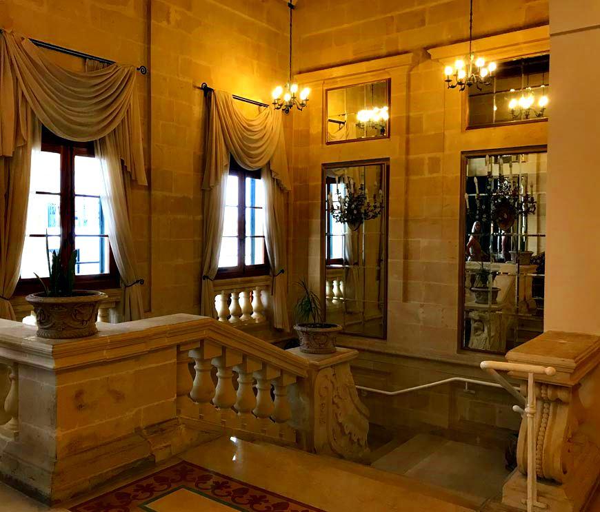 The Palazzo Capua, Sliema